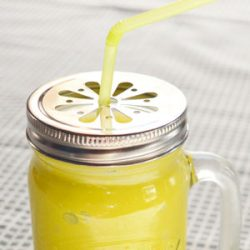 Energetyczne smoothie z awokado