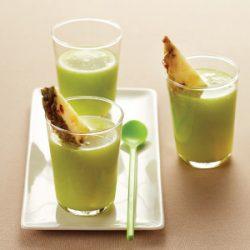Sok z kiwi i ananasa