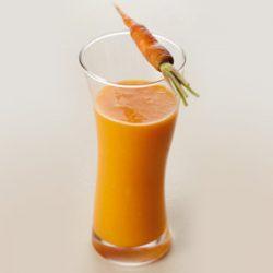 Sok mango-marchew