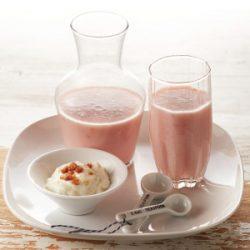Owocowe smoothie bez tłuszczu