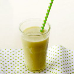 Smoothie z melona i banana