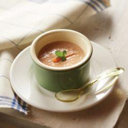 Zupa z marchwi o działaniu  przeciwzapalnym