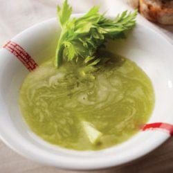 Energetyczna zupa z selera