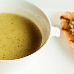 Zupa ziemniaczana na stan zapalny żołądka